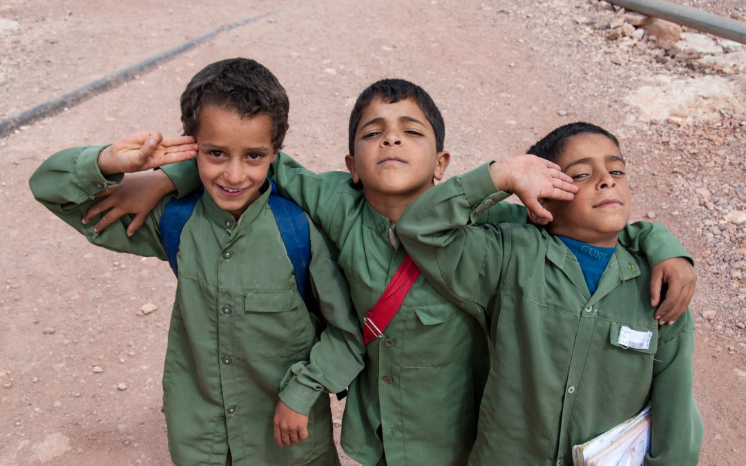 The Future of Yemen Relies on Education
